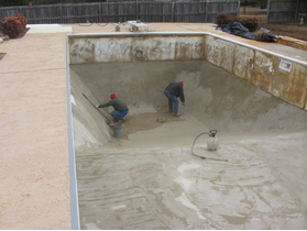 Tulsa OK Pool repair