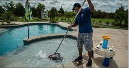 Tulsa OK Pool Cleaner